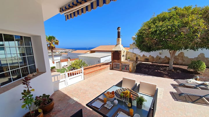 House CASA BLANCA 4 pers. Internet Oceanview
