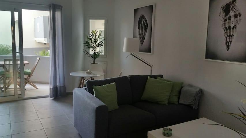 Bel appartement dans résidence neuve