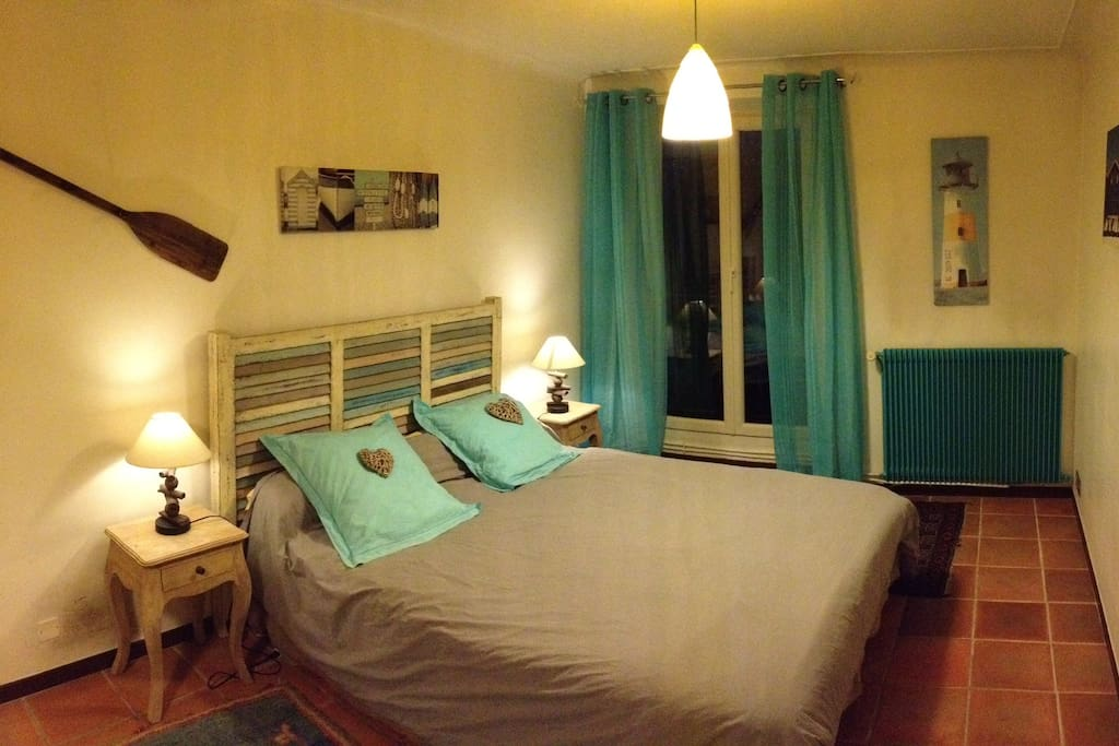 Double  Room / Chambre double N°1