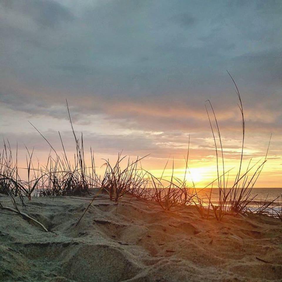 An Ocean City Sunrise.