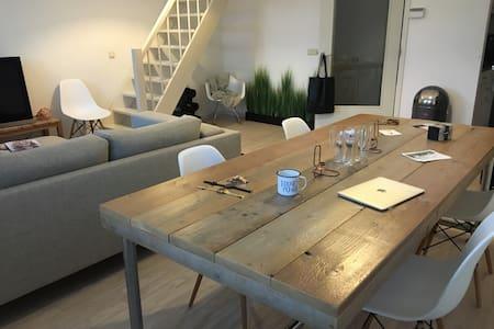 Modern apartment (70m2) in Wyck - Maastricht