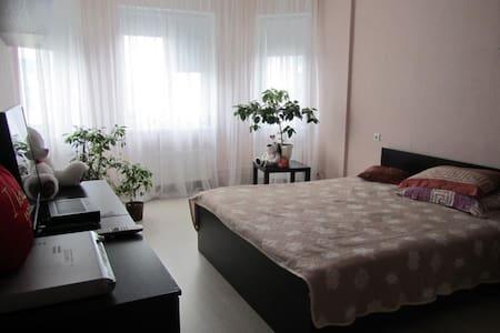 """Уютная квартира в новом ЖК """"Седьмое Небо"""" - Appartement"""