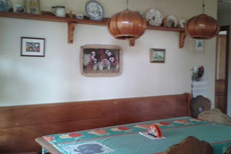 Rancho de Carmen. - Paraíso - Haus