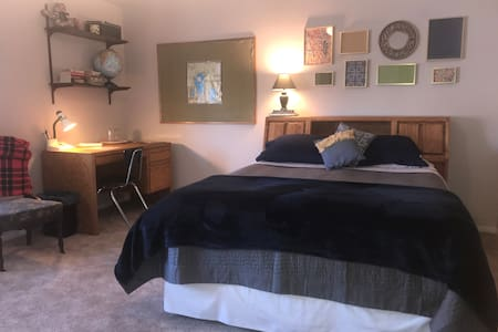 Convenient & Calm 2 bedrooms avail with breakfast