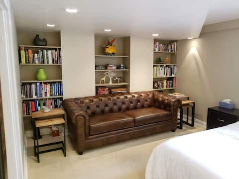 Capitol Hill Getaway across from Cheesman Park!