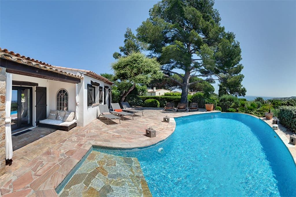 Villa La Crespina - Côté piscine