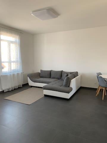 Wohnung Nr. 3 - 2 Zimmer Obergeschoss in Kirchardt