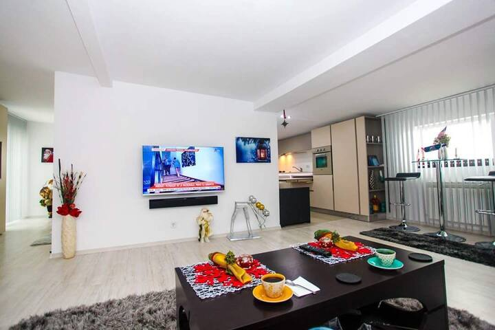 Amazing apartament by the beach - Năvodari - Daire