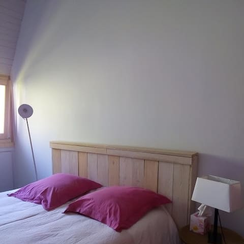 Chambre dans résidence au coeur de Briancon .