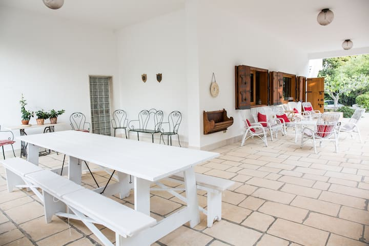 ASPASIA, relaxing villa in Ostuni