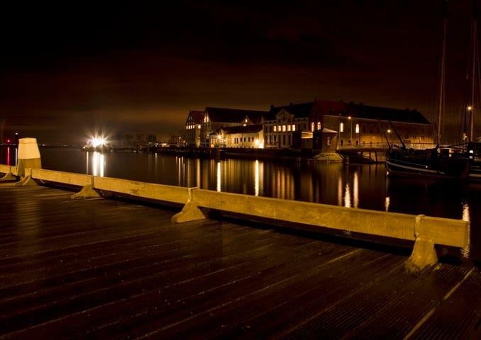 Monumentaal overnachten in Hoorn