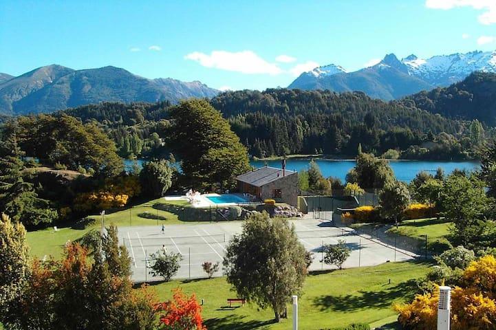 Alquiler Vacacional Febrero Club Hotel Dut - San Carlos de Bariloche - Cabin