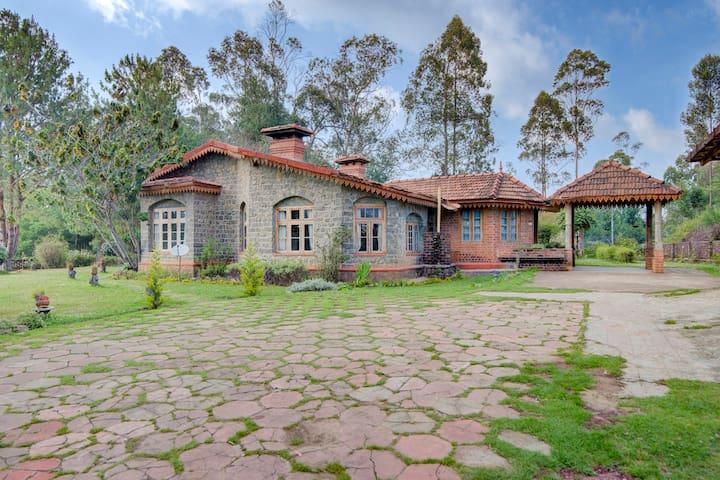 Dianella, A Century-old Heritage House, Kodaikanal