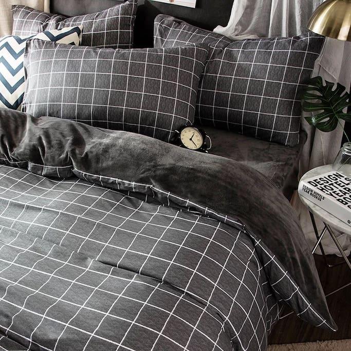 温暖大床房