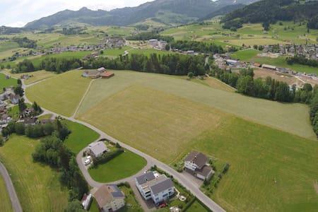 Studio mit Garten, nahe am Dorf Appenzell