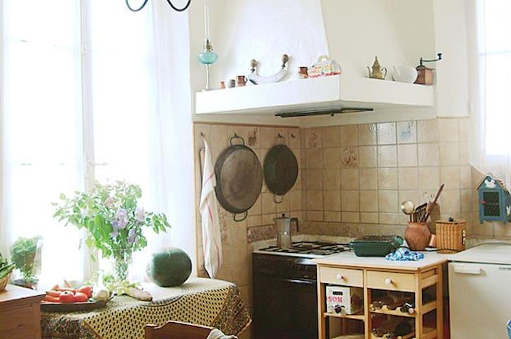 Chambre Mercure à la villa Germaine