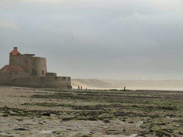 Maison près de la plage