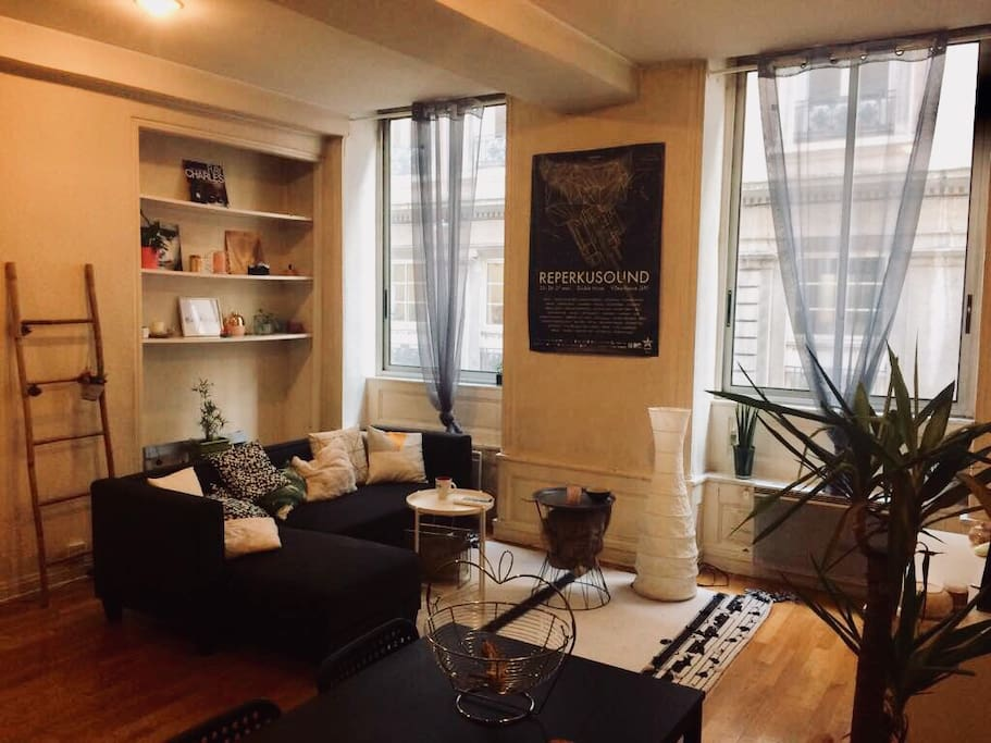 Charmant appartement sur la presqu le lyonnaise - Charmant apprtement masthuggslidengoteborg ...