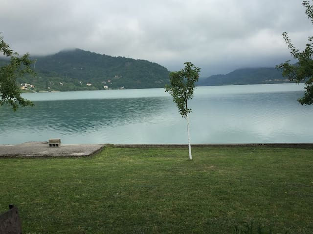 Best view Jablanica lake