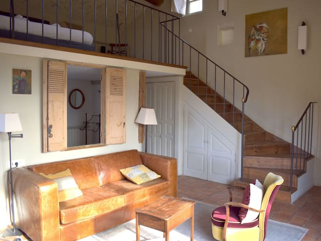 Chambre Les Oliviers