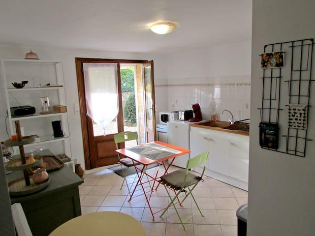 Appartement de charme proche Dordogne