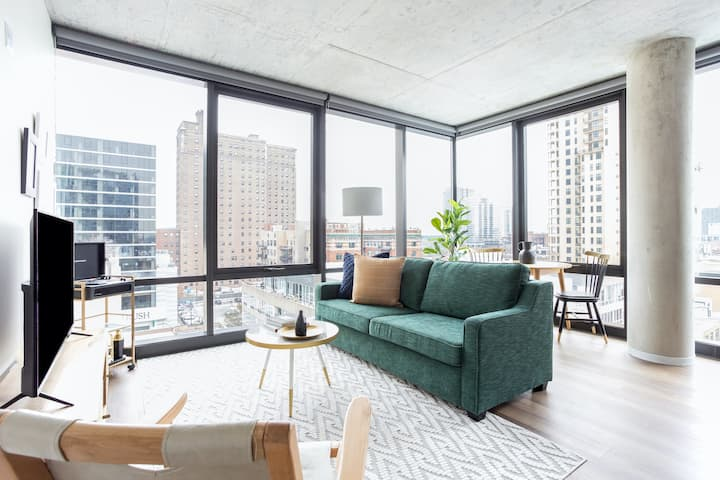 Sonder *Monthly Discounts* 1BR in South Loop