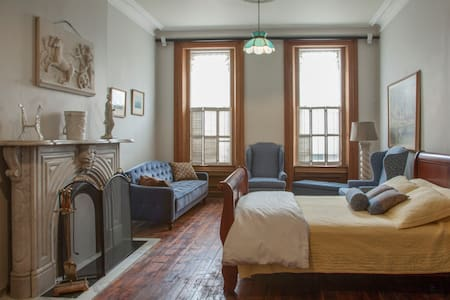 2 BR Historic Charm Fully equipped - Pittsburgh