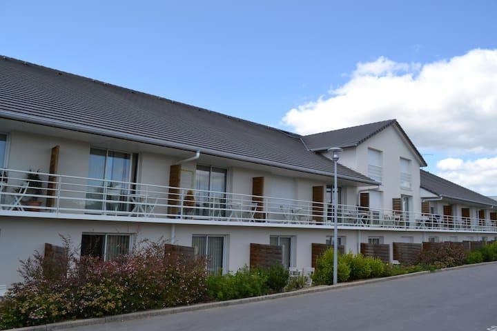 Appt T2 duplex proche de Vannes, Arradon, Baden - Ploeren - Condominium