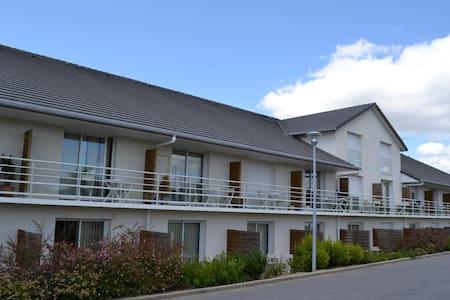 Appt T2 duplex proche de Vannes, Arradon, Baden - Ploeren - Selveierleilighet