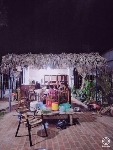 Homestay Đại Dương Xanh (Du lịch trải nghiệm)