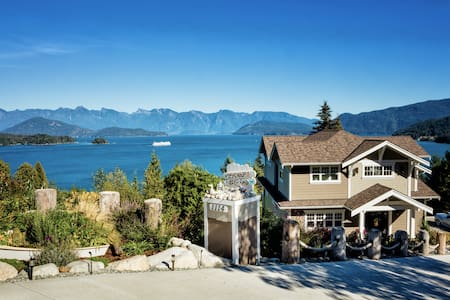Luxury suite with awesome views! - Gibsons