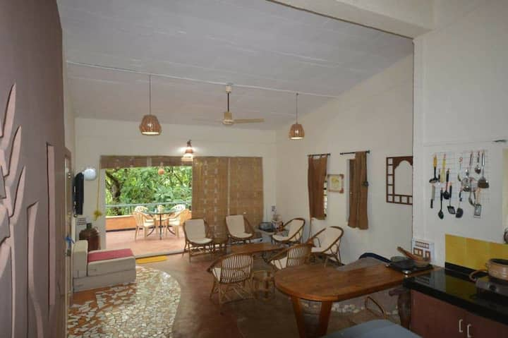Ruturang Farmhouse - Riverview at Mulshi Backwater