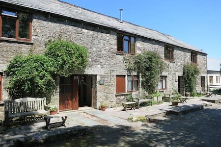 Over Park - Boscastle - Casa