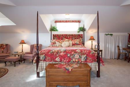The Historic Honeymoon Cottage - Jerome - Rumah