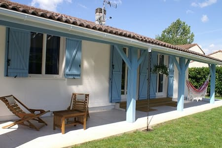 Villa between Bordeaux and Ocean - Martignas-sur-Jalle