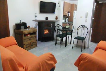 CASA RURAL PRADO 2 P. ALTA ENTRE MONTAÑA Y MAR - Alcaudique  ( Berja ) - House