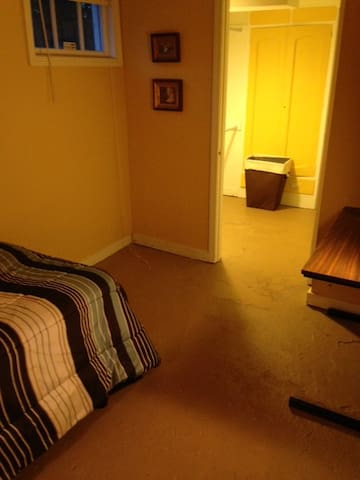 Bedroom in nice area near hi ways - Kansas City - Wohnung