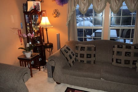 Luxury Town home not far from Baltimore downtown - Owings Mills - Townhouse