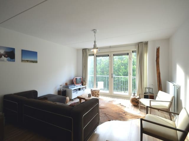 Relaxing Appartment nearby Breda and Bike routes - Teteringen - Lejlighed