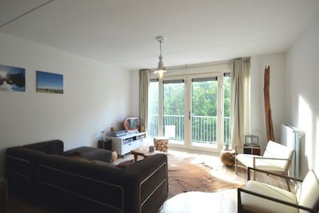 Relaxing Appartment nearby Breda and Bike routes - Teteringen - Appartamento