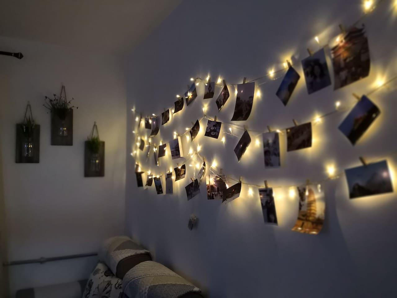 照片墙留住你的记忆