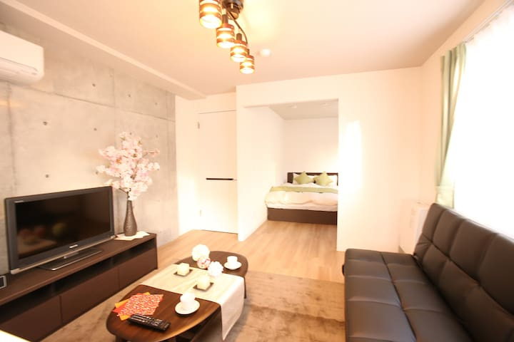 Sapporo Susukino 3 bedrooms 3 bathrooms