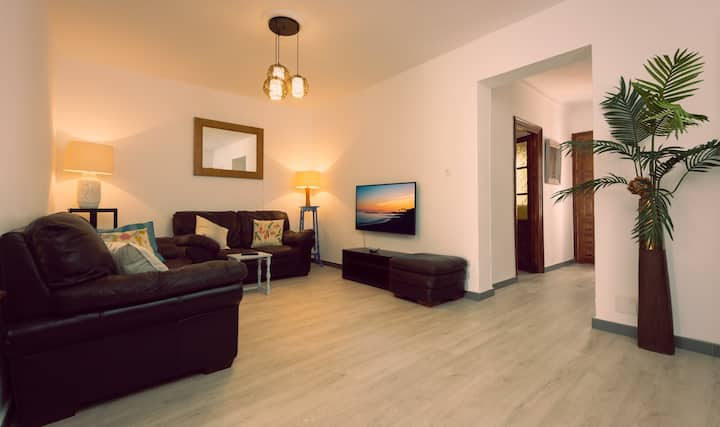 Casa Flamingo,2bedroom apartment,Alhaurin old town
