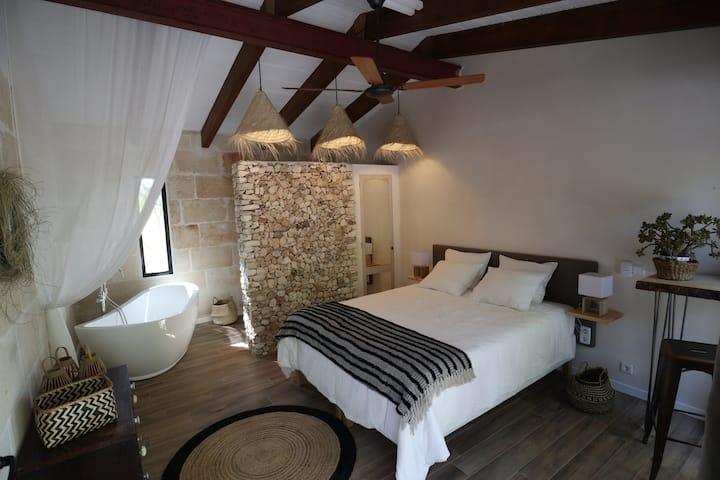 La Casa Menorca - Maison d'hôtes (chambre 6)
