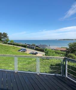 Stylish, relaxing ocean view designer summerhouse