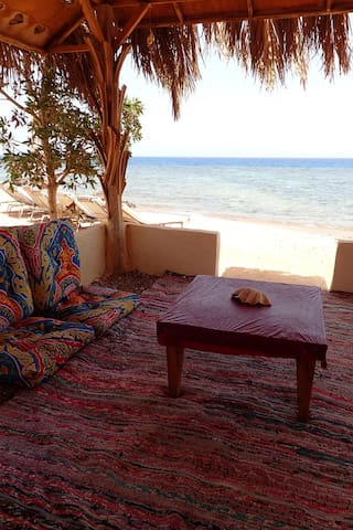 Bedouin Star Double Beach Bungalow