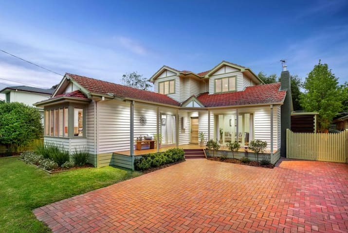 Exquisite house you expect - Blackburn South