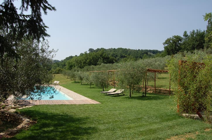 Country House 5' far from Perugia's city center