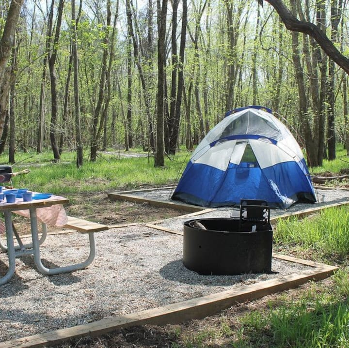 Private Camping