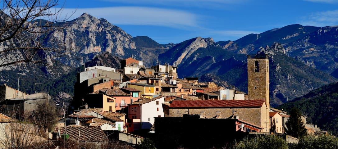 Allotjament rural Cal Tresonito - Coll de Nargó - Huis